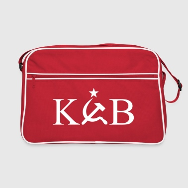 KGB - Star - Retro Bag