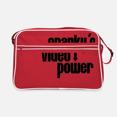 Video Franky´s Video Power - Retrotasche