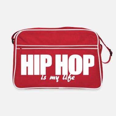 Hip hip hop is my life - Sac Retro