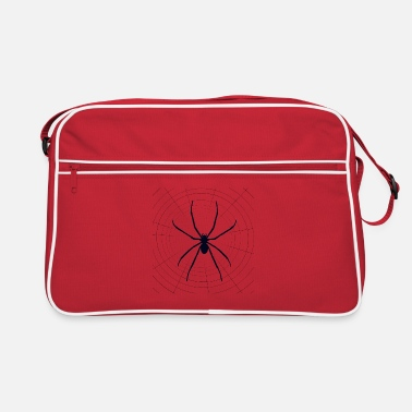 Spider Spider spider - Retro Bag