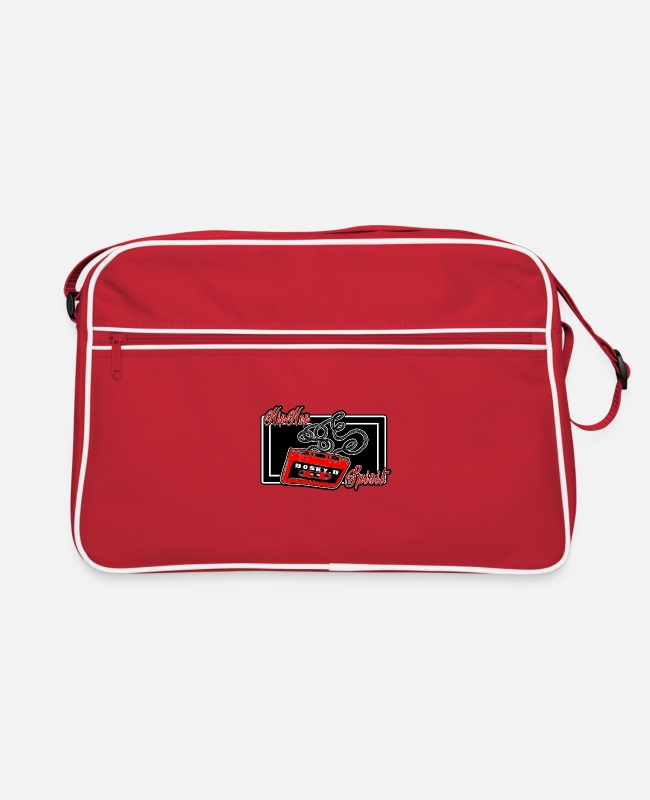 Generation Bags & Backpacks - audio cassette - Retro Bag red/white
