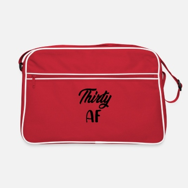 Vintage Thirty AF - Retro Bag