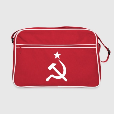 Hammer and sickle - Retro Bag