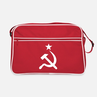 Sickle Hammer and sickle - Retro Bag