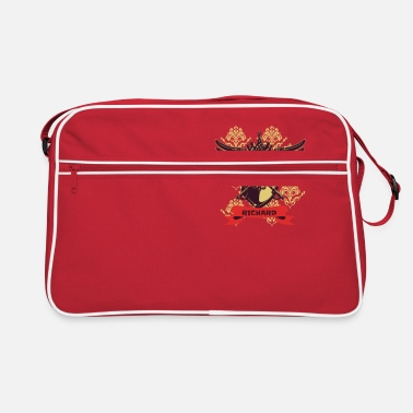 Heraldry heraldry name - Retro Bag