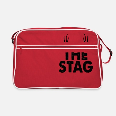 Stag The Stag - Retro Bag
