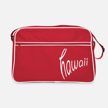 Hawaii Hawaii - Retro Tasche
