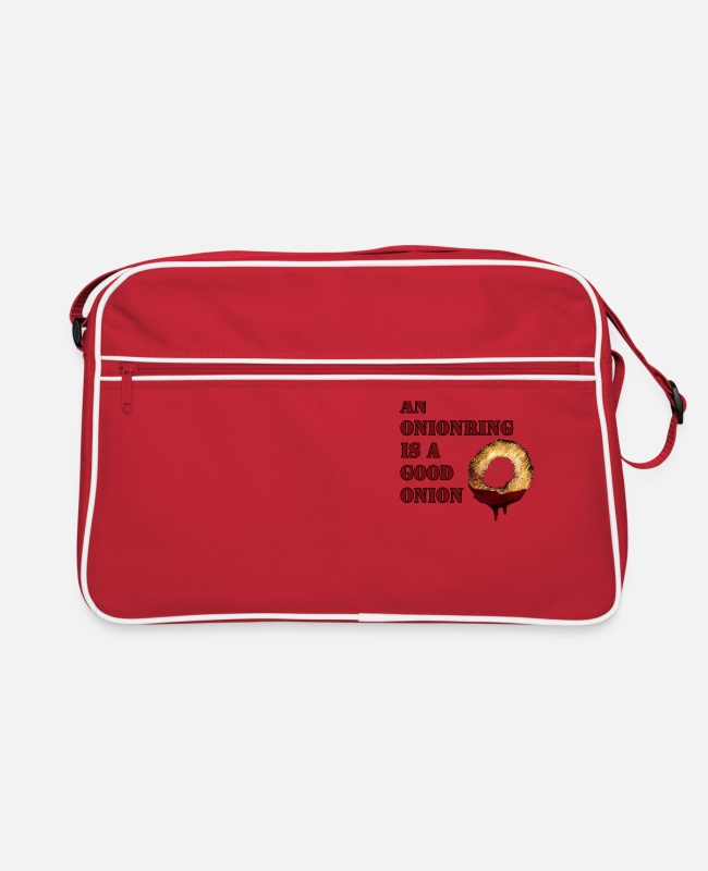 BBQ Bags & Backpacks - onion - Retro Bag red/white
