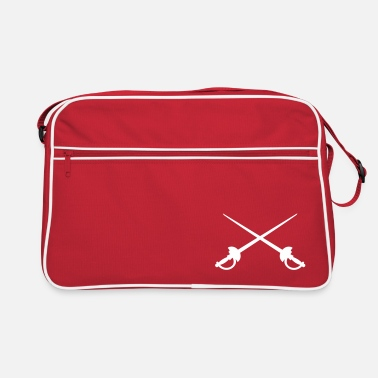 Fencing fencing - Retro Bag