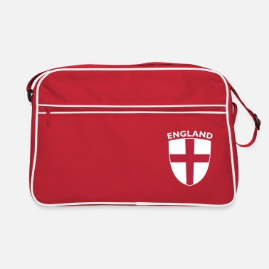 Cross ENGLAND SHIELD - Retro Bag