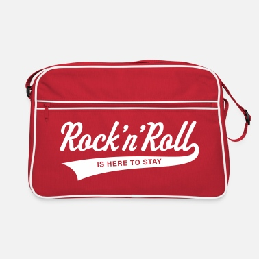 Old School &amp Rock 'n' Roll Is Here To Stay (Music) - Retro Bag