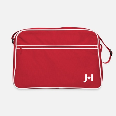 Jm JM monogram - Retro Bag