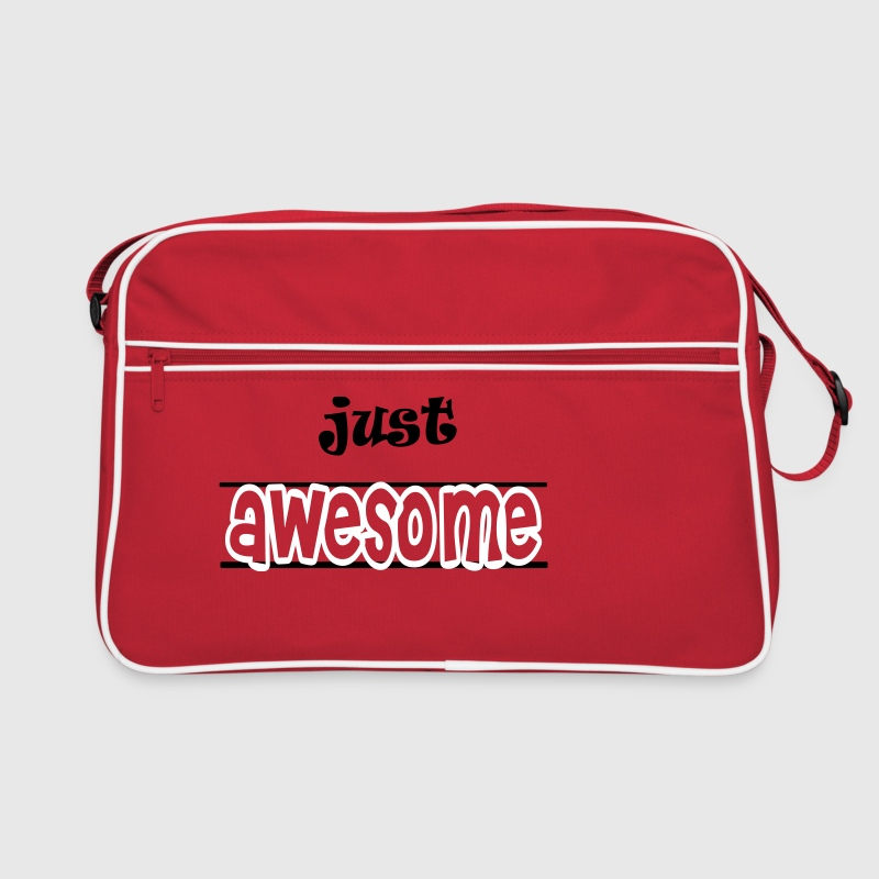 Just awesome - Retro Bag