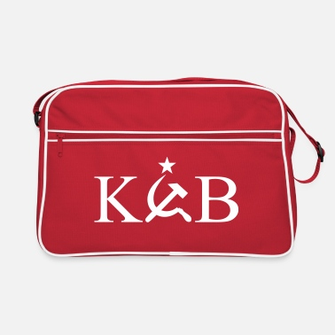 Kgb KGB - Star - Retro Bag