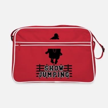 Show Jumping Show Jumping - Retro Bag
