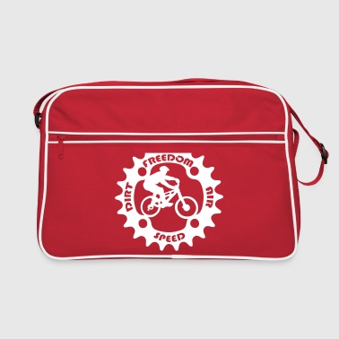 Mountain Biker - Retro Bag