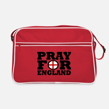England England / Pray For England - Retro Bag