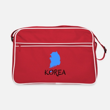 Korea Korea - South Korea - Retro Bag