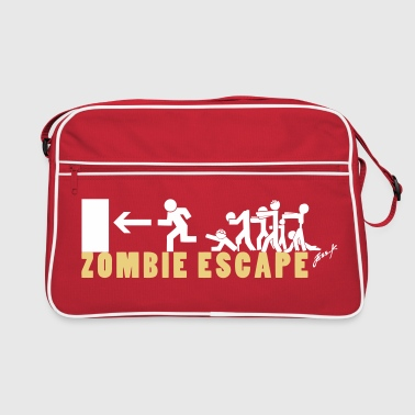 Zombie Escape - Retroväska
