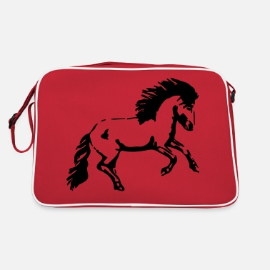 Galopp galopp - Retrotasche