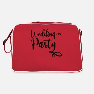Wedding Party Wedding party - Retro Bag