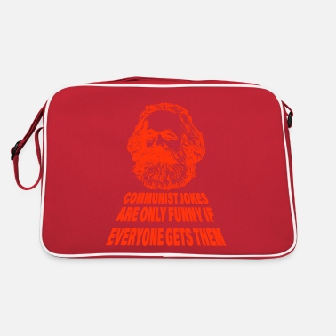 Karl communist joke gift - Retro Bag