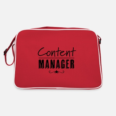 Staff Content Manager - Retrotasche