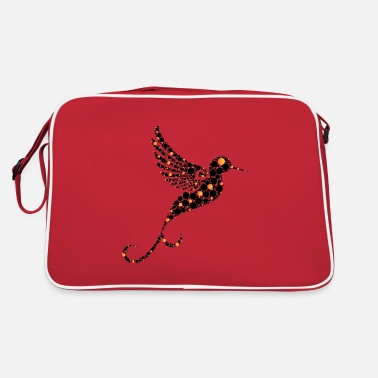 Hum humming-bird - Retro Bag