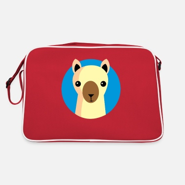 Cool Llama Llama - Cool - Gift - Summer - Retro Bag