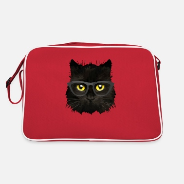 Portrait Cat - Retro Bag