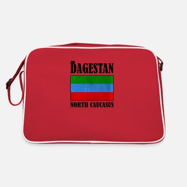 Caucasus Dagestan North Caucasus - Retro Bag