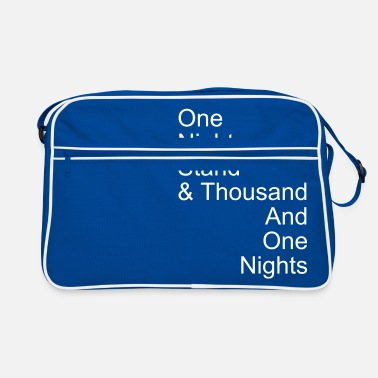 Marriage one night stand - Retro Bag
