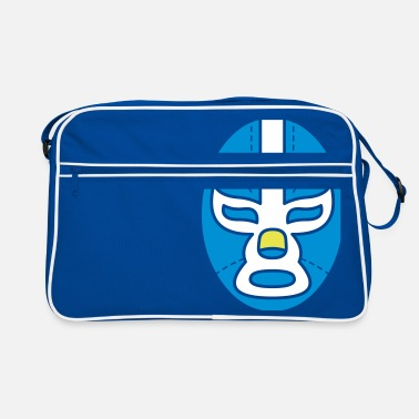 Mask Mask Mask - Retro Bag