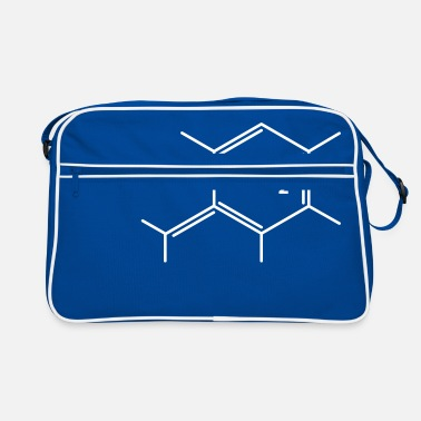 Family Junior Daughter Mom Father chemical papa - Retro Bag