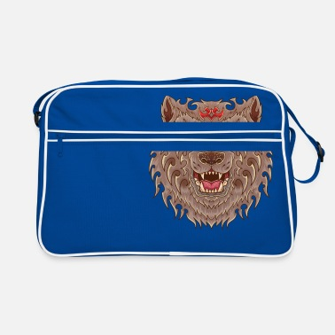 Tatoo WOLF TATOO - Retrotasche