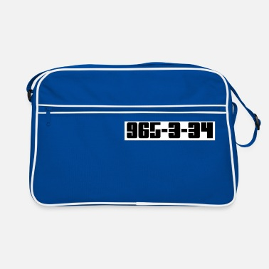 Prison Prisoner nice cool gift - Retro Bag