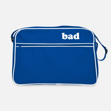 Bad Manners bad hombre - Retro Bag