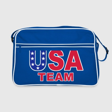 USA Team 03 - Sac Retro