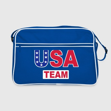USA team 02 - Sac Retro