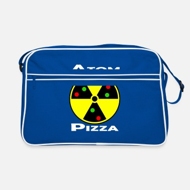 Atom Pizza - Retrotasche