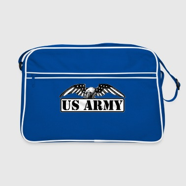 USA ARMY. - Sac Retro
