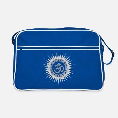 Sun Signs Yoga sign sun - Retro Bag