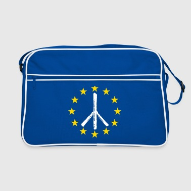 European Peace - Retro Bag