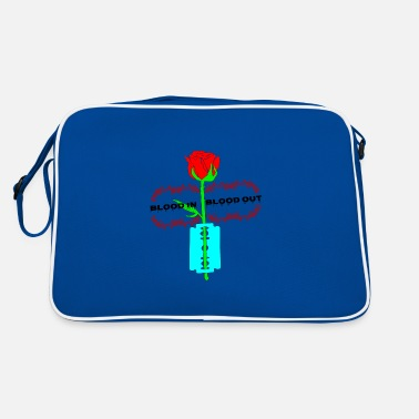Rosen Rose - Retrotasche