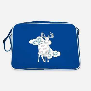 Mythical Mythical deer - Retro Bag