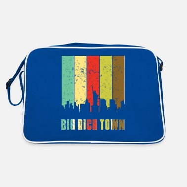 Big BIG RICH TOWNrealone - Retrotasche