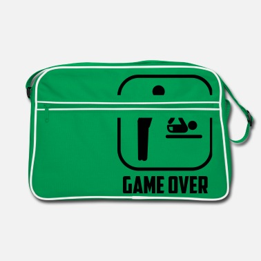 Game Over game over - Retrotasche