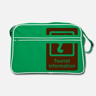 Information Tourist Information - Retrotasche
