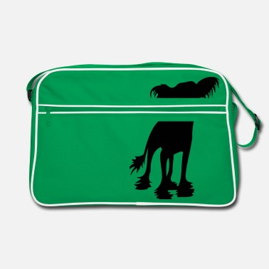 Crest Chinese Crested - Retrotasche