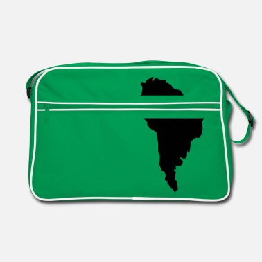 South America South America - Retro Bag